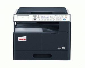 ремонт принтера DEVELOP INEO 215