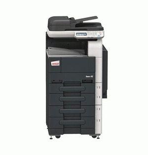 ремонт принтера DEVELOP INEO 42