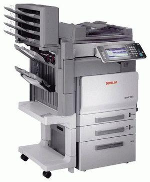 ремонт принтера DEVELOP INEO PLUS 251