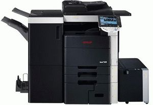 ремонт принтера DEVELOP INEO PLUS 550