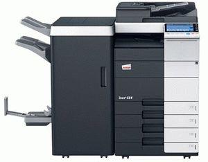 ремонт принтера DEVELOP INEO PLUS 554