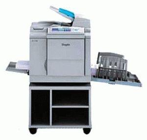 ремонт принтера DUPLO DP-21S