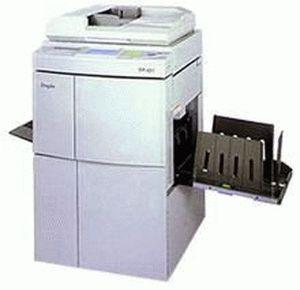 ремонт принтера DUPLO DP-43