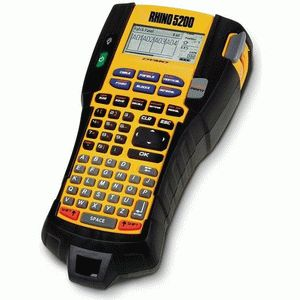 ремонт принтера DYMO RHINO 5200 HARD CASE KIT
