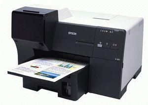 ремонт принтера EPSON B-300