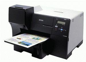 ремонт принтера EPSON B-500DN