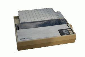 ремонт принтера EPSON EX-800