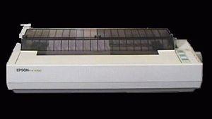 ремонт принтера EPSON LX-1050