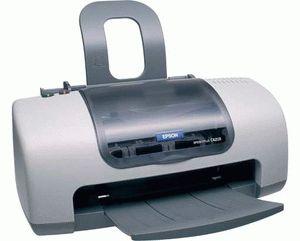 ремонт принтера EPSON STYLUS C42UX