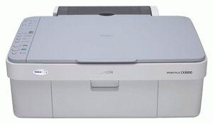 ремонт принтера EPSON STYLUS CX3500
