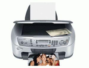 ремонт принтера EPSON STYLUS CX6300