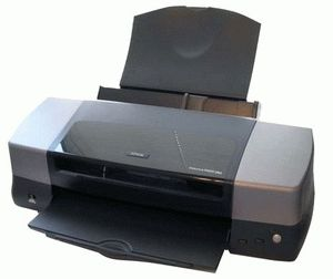 ремонт принтера EPSON STYLUS PHOTO 1280