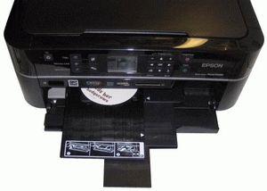 ремонт принтера EPSON STYLUS PHOTO PX650