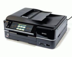 ремонт принтера EPSON STYLUS PHOTO PX810FW