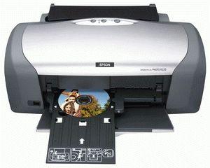 ремонт принтера EPSON STYLUS PHOTO R220