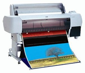 ремонт принтера EPSON STYLUS PRO 10600