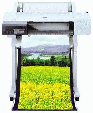 ремонт принтера EPSON STYLUS PRO 7500