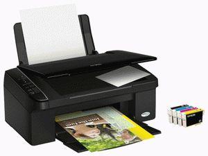 ремонт принтера EPSON STYLUS SX110