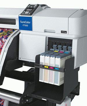 ремонт принтера EPSON SURECOLOR SC-F7100