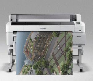 ремонт принтера EPSON SURECOLOR SC-T7000