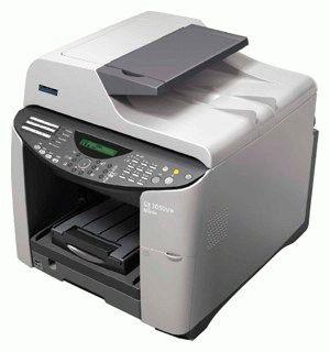 ремонт принтера GESTETNER AFICIO GX 3000SF