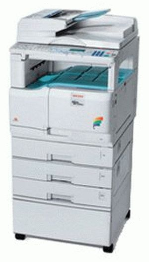 ремонт принтера GESTETNER AFICIO MP C1500SP