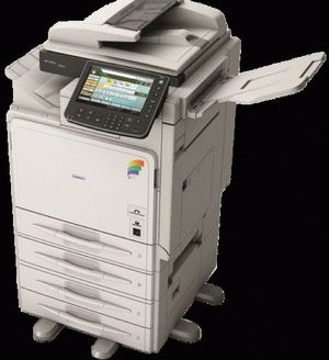 ремонт принтера GESTETNER AFICIO MP C400SR