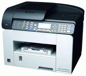 ремонт принтера GESTETNER AFICIO SG 3110SNW