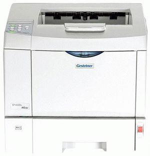ремонт принтера GESTETNER AFICIO SP4100N