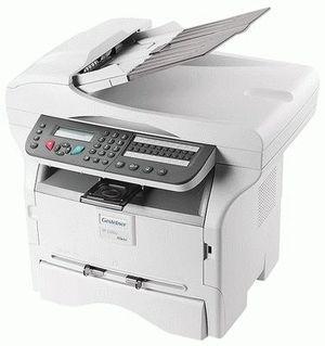 ремонт принтера GESTETNER AFICIO SP 1100S
