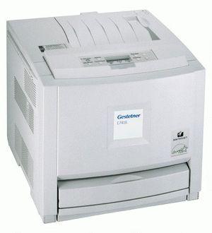 ремонт принтера GESTETNER C7416
