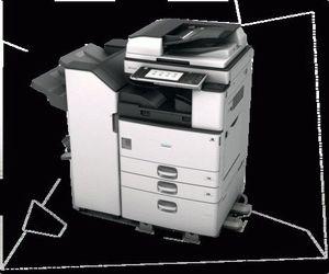 ремонт принтера GESTETNER MP 3353SP