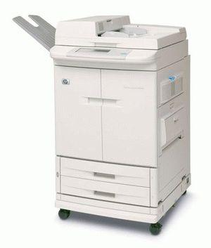 ремонт принтера HP COLOR LASERJET 9500 MFP