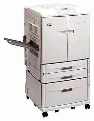 ремонт принтера HP COLOR LASERJET 9500HDN