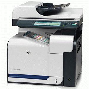 ремонт принтера HP COLOR LASERJET CM3530 MFP