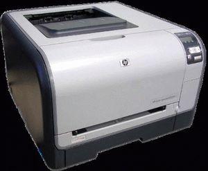 ремонт принтера HP COLOR LASERJET CP1514N