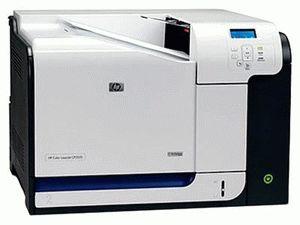 ремонт принтера HP COLOR LASERJET CP3525