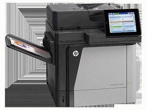 ремонт принтера HP COLOR LASERJET ENTERPRISE M680DN