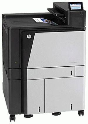ремонт принтера HP COLOR LASERJET ENTERPRISE M855X PLUS