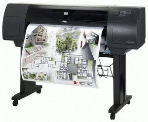 ремонт принтера HP DESIGNJET 4000PS