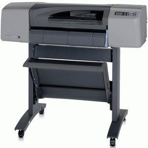 ремонт принтера HP DESIGNJET 500 MONO 24-IN ROLL PRINTER