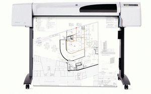 ремонт принтера HP DESIGNJET 510 42-IN PRINTER