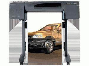 ремонт принтера HP DESIGNJET 800 24-IN PRINTER