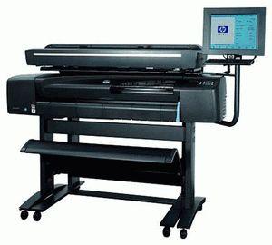 ремонт принтера HP DESIGNJET 820 MFP