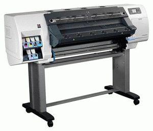 ремонт принтера HP DESIGNJET L25500 42-IN PRINTER