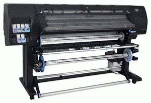 ремонт принтера HP DESIGNJET L26500 61-IN PRINTER