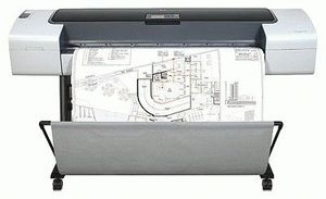 ремонт принтера HP DESIGNJET T1120 44-IN PRINTER