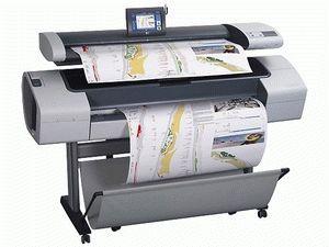 ремонт принтера HP DESIGNJET T1120 SD