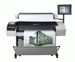 ремонт принтера HP DESIGNJET T1200 HD MFP
