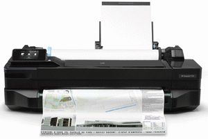 ремонт принтера HP DESIGNJET T120 24-IN EPRINTER